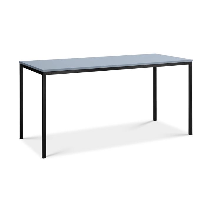 SEVEN Schreibtisch 364186100000 Grösse B: 160.0 cm x T: 70.0 cm x H: 77.0 cm Farbe Blau Bild Nr. 1