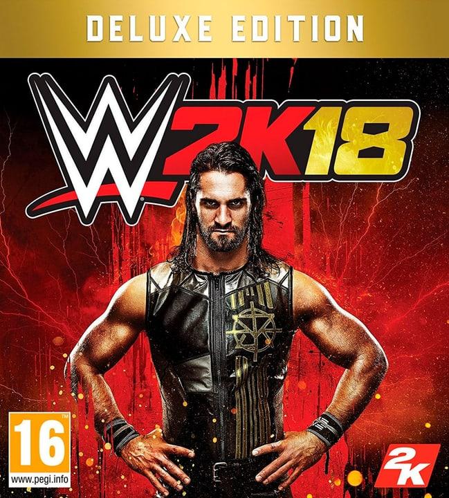 PC - WWE 2K18 Deluxe Digitale (ESD) 785300133876 N. figura 1