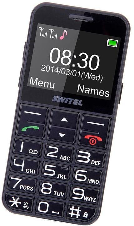M190 noir Téléphone mobile 785300126773 Photo no. 1