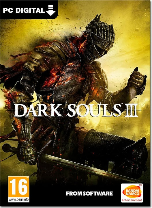 PC - Dark Souls 3 - Deluxe Edition - D/F/I Download (ESD) 785300134387 N. figura 1