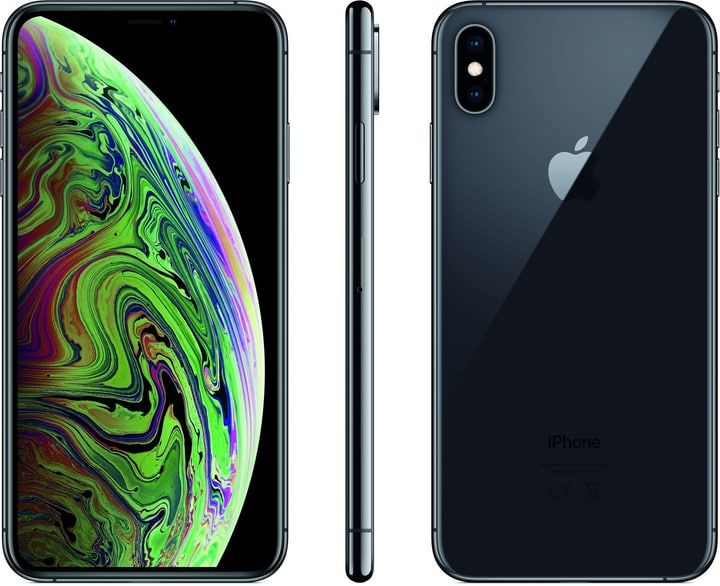 iPhone Xs Max 64GB Space Gray Smartphone Apple 794633000000 Bild Nr. 1