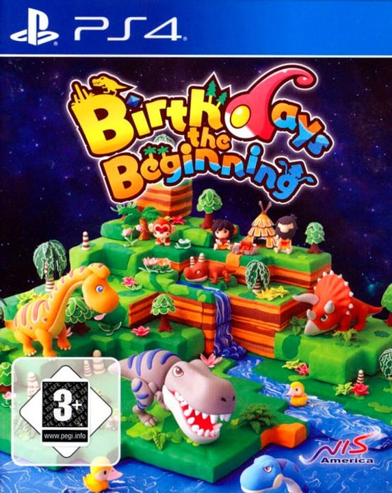 PS4 - Birthdays The Beginning Box 785300122489 Photo no. 1