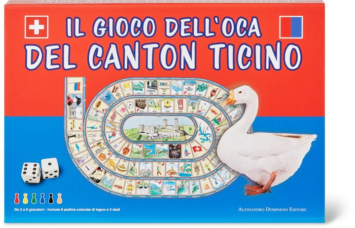 Gioco dell'oca del canton Ticino (I) 748927990200 Photo no. 1