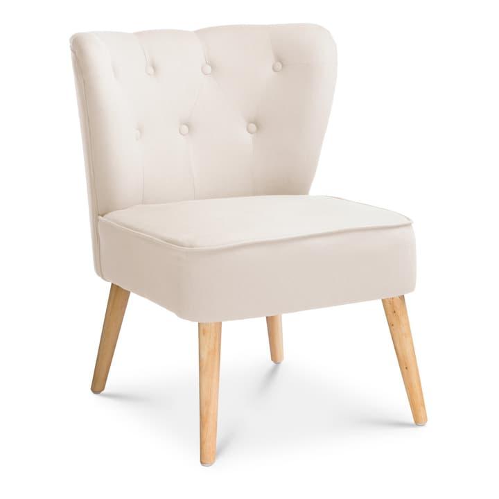 POPPY II Sessel 360520807014 Grösse B: 62.0 cm x T: 60.0 cm x H: 80.0 cm Farbe Natur Bild Nr. 1