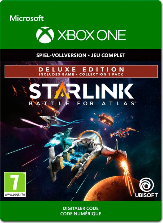 Xbox One - Starlink Battle of Atlas Deluxe Edition Download (ESD) 785300141422 N. figura 1