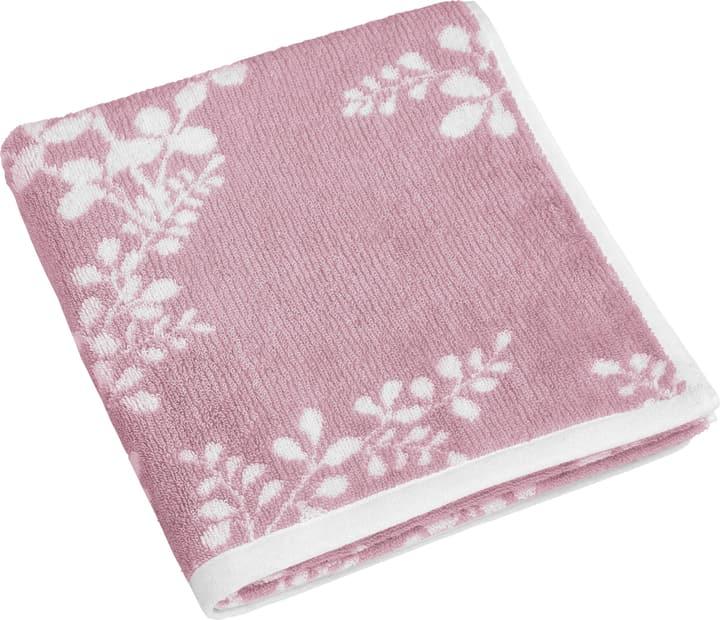 LILLY Duschtuch 450870220538 Farbe Rosa Grösse B: 70.0 cm x H: 140.0 cm Bild Nr. 1