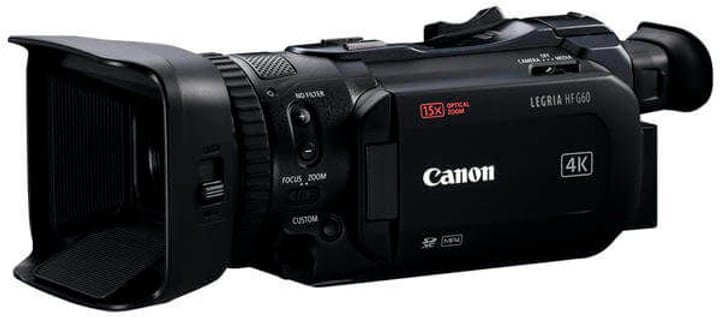 LEGRIA HF G60 Camcorder Canon 785300143790 N. figura 1