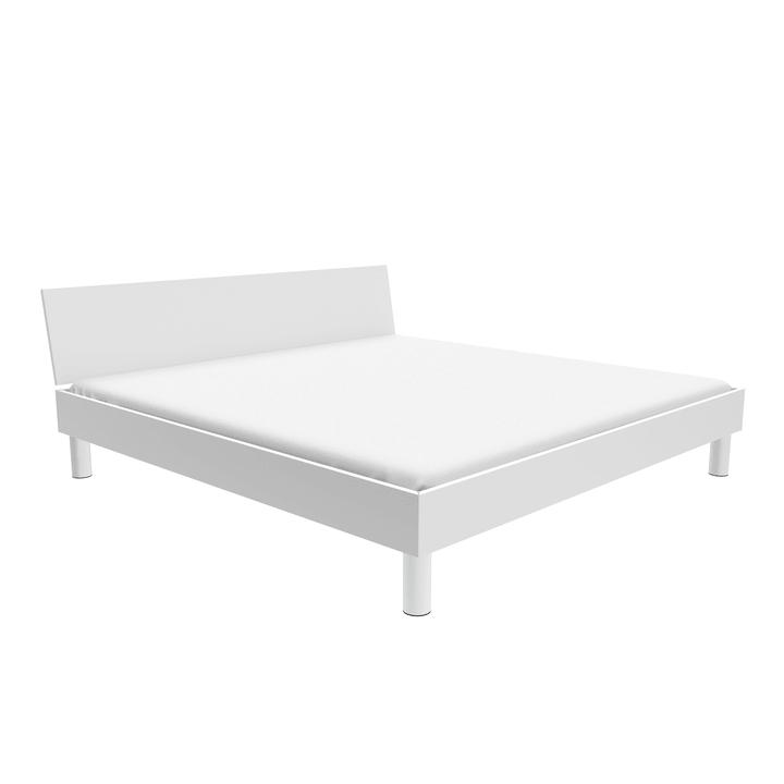 TOPLINE Bett HASENA 403559600000 Grösse B: 180.0 cm x T: 200.0 cm Farbe Weiss Bild Nr. 1