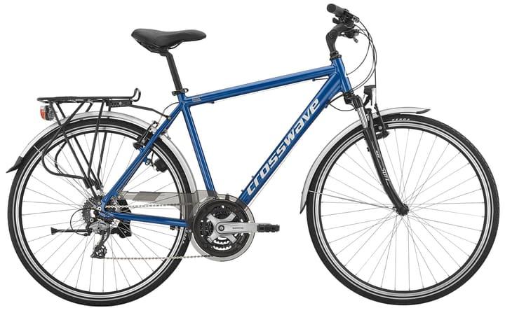 "Cruiser Herren 28"" Trekkingbike Crosswave 464803104840 Rahmengrösse 48 Farbe blau Bild Nr. 1"