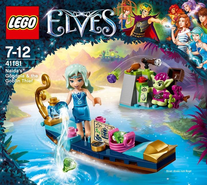 LEGO Elves La gondola di Naida e il goblin ladro 41181 748838400000 N. figura 1