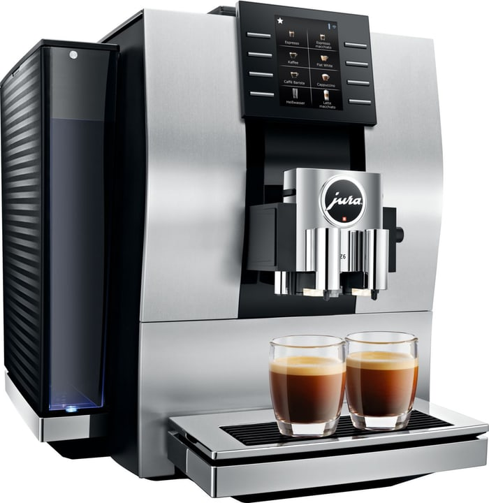 Z6 Aluminium Kaffeemaschine Vollautomat JURA 71800280000019 Bild Nr. 1