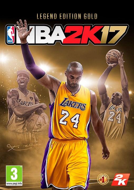 PC - NBA 2K17 - Legend Edition Gold Digitale (ESD) 785300133355 N. figura 1