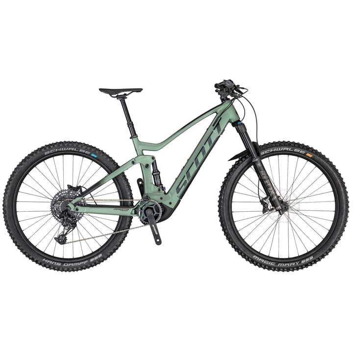 "Genius eRide 920 29"" E-Mountainbike Scott 463367200469 Farbe lindgrün Rahmengrösse M Bild Nr. 1"