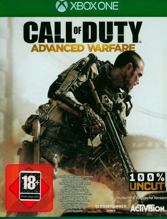 Xbox One - Call of Duty: Advanced Warfare D Box 785300144882 Photo no. 1