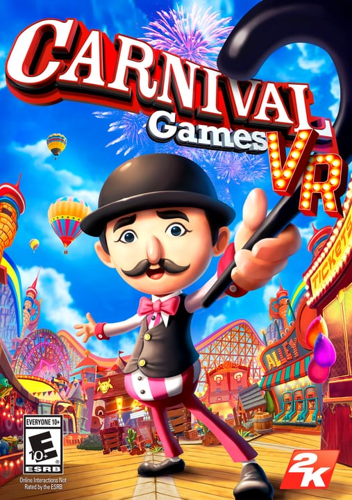 PC - Carnival Games VR Digital (ESD) 785300133874 Bild Nr. 1