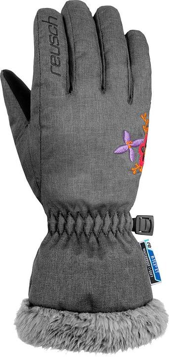 Marina R-TEX® XT Junior Gants de ski pour fille Reusch 464507604580 Couleur gris Taille 4.5 Photo no. 1