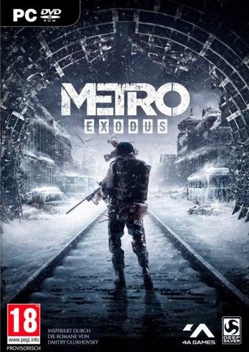 PC - Metro Exodus D Box 785300137351 N. figura 1