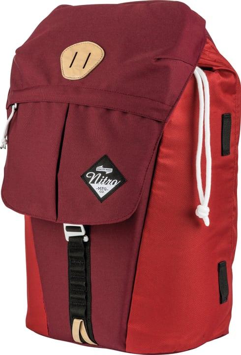 Cypress Sac à dos Nitro 460233900030 Couleur rouge Taille Taille unique Photo no. 1