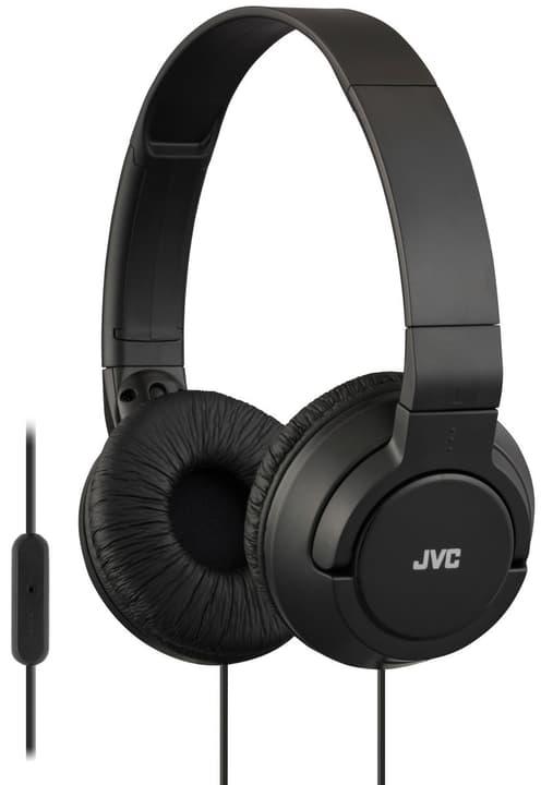 HA-SR185-B - Schwarz On-Ear Kopfhörer JVC 785300141762 Bild Nr. 1