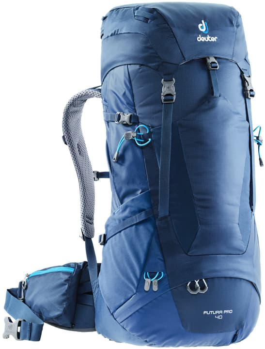 Futura PRO 40 Zaino da trekking Deuter 460258300040 Colore blu Taglie Misura unitaria N. figura 1