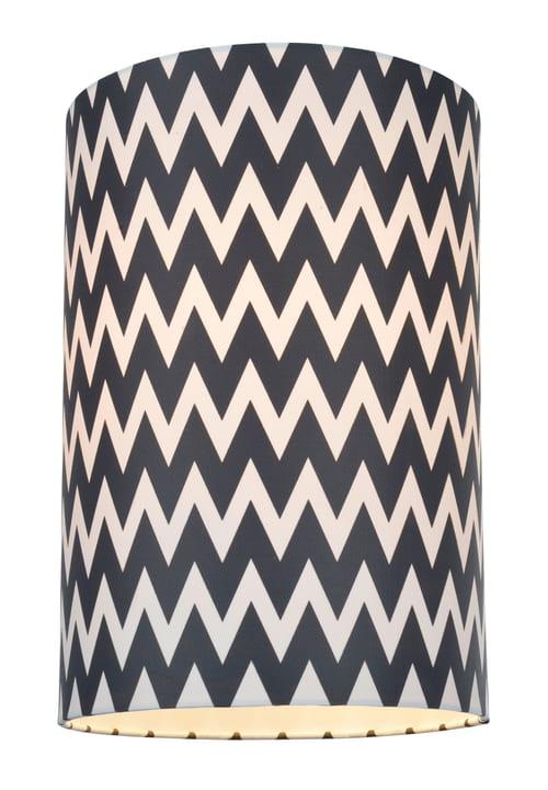 CYLINDER Abats-jour 20cm gris/blanc 420804602080 Couleur Gris, Blanc Dimensions H: 29.0 cm x D: 20.0 cm Photo no. 1