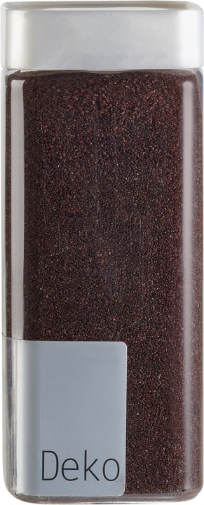 Sable décoratif, 0,5 mm Do it + Garden 655865700000 Couleur Marron Taille L: 6.5 cm x P: 6.5 cm x H: 15.5 cm Photo no. 1