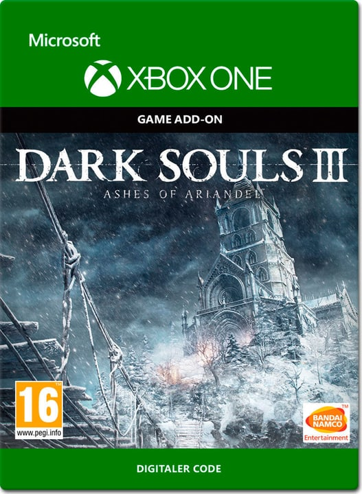 Xbox One - Dark Souls 3: Ashes of Ariandel Download (ESD) 785300137289 Photo no. 1