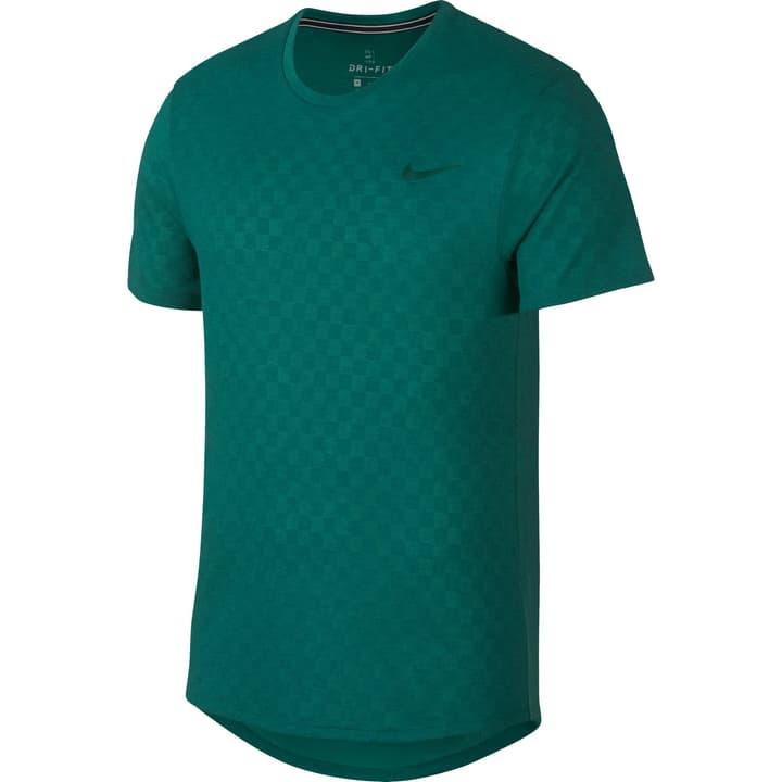 NikeCourt Challenger Shirt pour homme Nike 473228100315 Couleur émeraude Taille S Photo no. 1