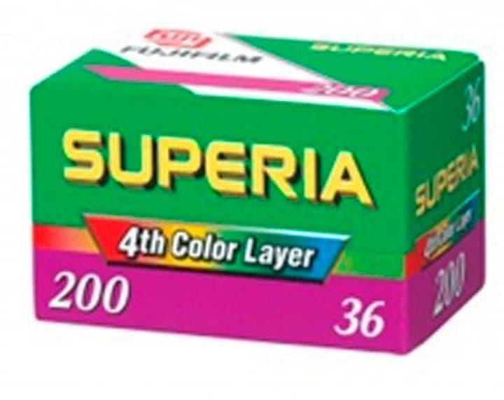 Superia 200 135-36 Pellicule photo FUJIFILM 785300127574 Photo no. 1