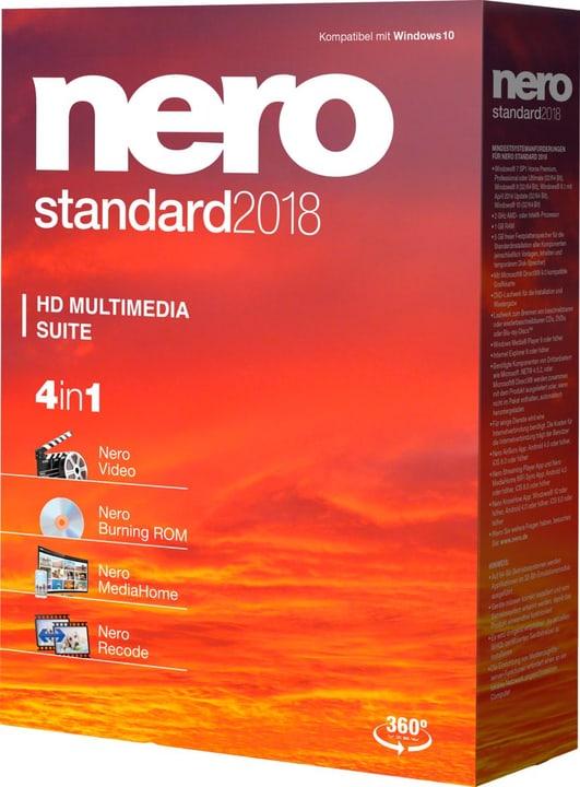 Nero Standard 2018 Physique (Box) Nero 785300131755 Photo no. 1