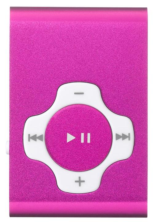 MP51 - Pink MP3 Player Durabase 773556800000 Bild Nr. 1