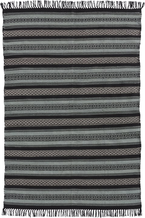 KALIM Tapis 412012108080 Couleur gris Dimensions L: 80.0 cm x P: 150.0 cm Photo no. 1