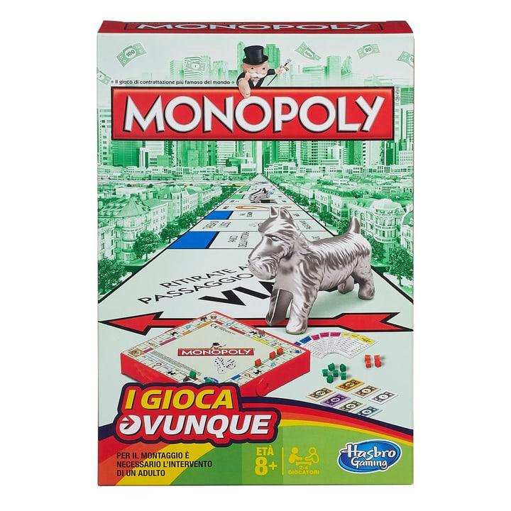 Monopoly compact (I) 746977690200 Langue Italien Photo no. 1