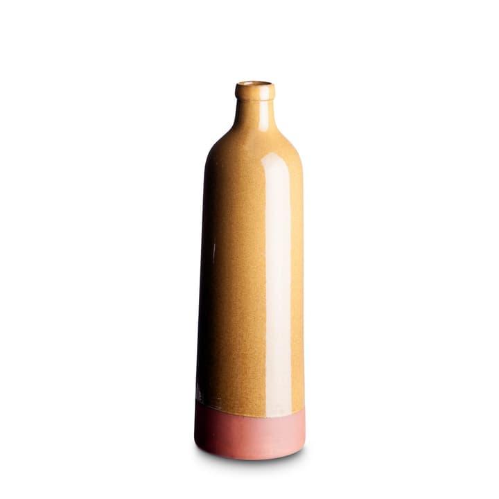 KEISHA vase décoratif 396074300000 Dimensions L: 9.0 cm x P: 9.0 cm x H: 31.0 cm Couleur Olive Photo no. 1
