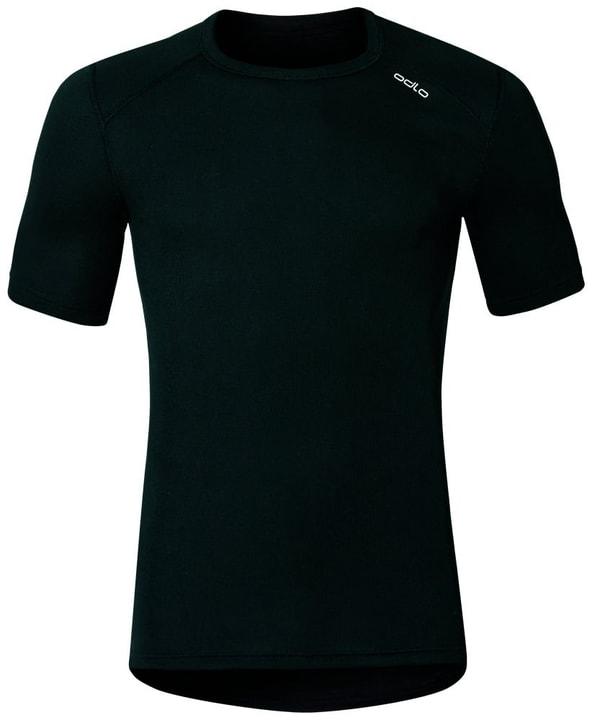 Warm Herren-Kurzarmshirt Odlo 477005500620 Farbe schwarz Grösse XL Bild-Nr. 1