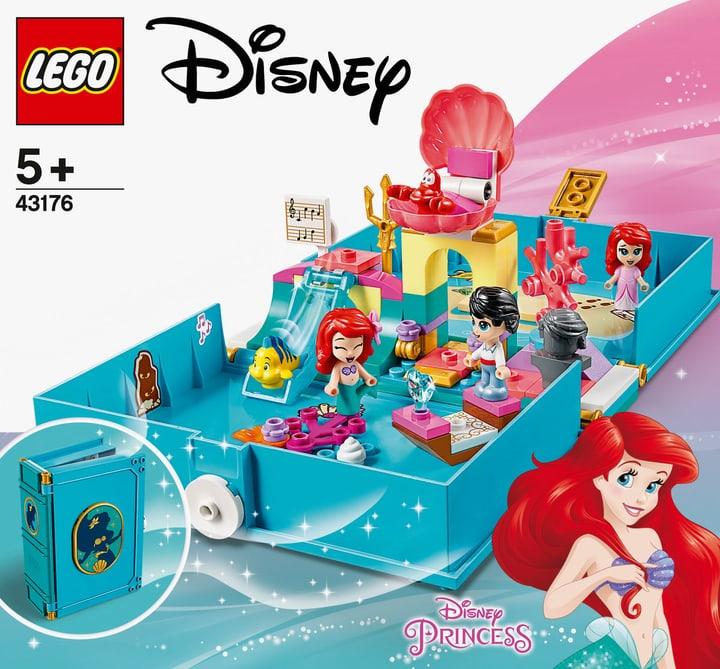 LEGO DISNEY 43176 Ariel's Storybook 748728000000 Photo no. 1
