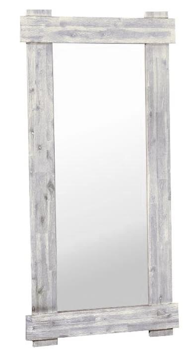 CORELLE Spiegel 404442185242 Grösse B: 90.0 cm x T: 4.0 cm x H: 180.0 cm Farbe Akazie lasiert weiss Bild Nr. 1