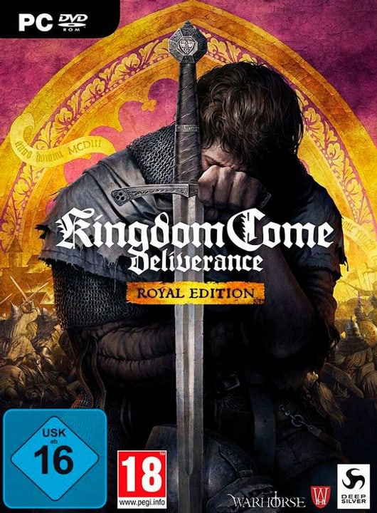 PC - Kingdom Come Deliverance Royal Edition I Box 785300144098 Photo no. 1