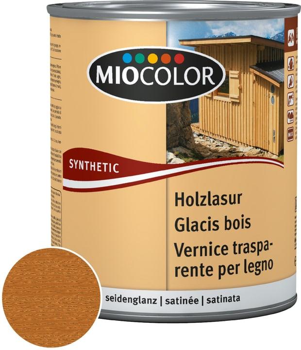 Holzlasur Teak 750 ml Miocolor 661127800000 Farbe Teak Inhalt 750.0 ml Bild Nr. 1