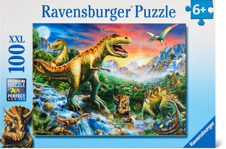 Au dinosaurs Ravensburger Puzzle 748978500000 Photo no. 1