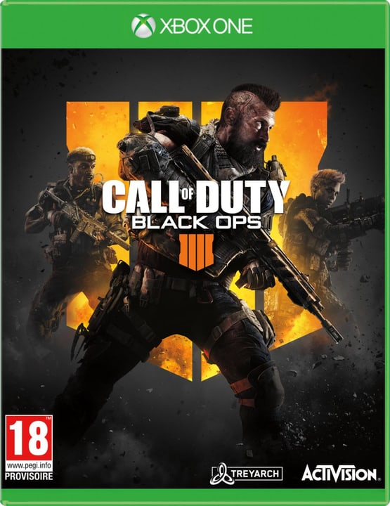 Xbox One - Call of Duty: Black Ops 4 (F) Physique (Box) 785300135600 Langue Français Plate-forme Microsoft Xbox One Photo no. 1