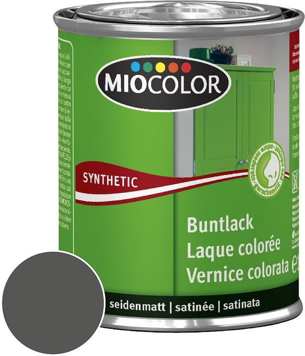 Synthetic Vernice colorata opaca Grigio grafite  375 ml Miocolor 661436700000 Contenuto 375.0 ml Colore Grigio grafite N. figura 1