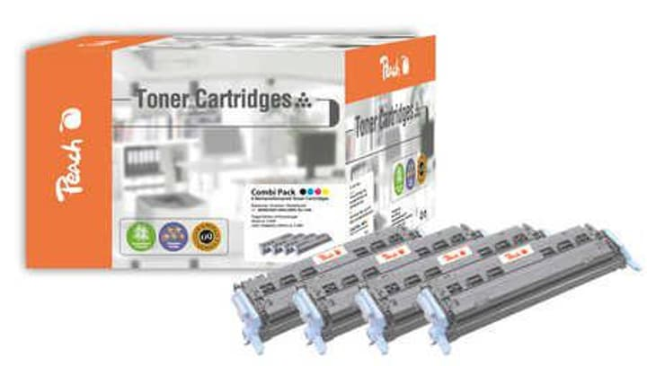 110850 124A Combi Pack Toner Peach 785300124666 Photo no. 1