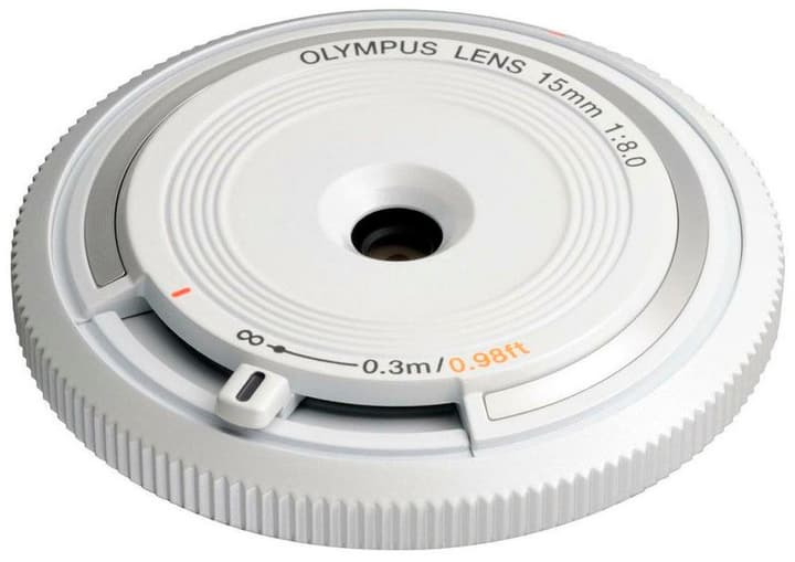BodyCap Lens 15mm 1:8.0 Olympus 785300135722 Photo no. 1