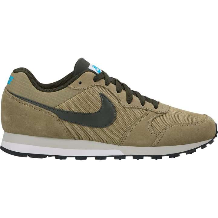 MD Runner 2 Chaussures de loisirs pour homme Nike 463317140071 Couleur brun claire Taille 40 Photo no. 1