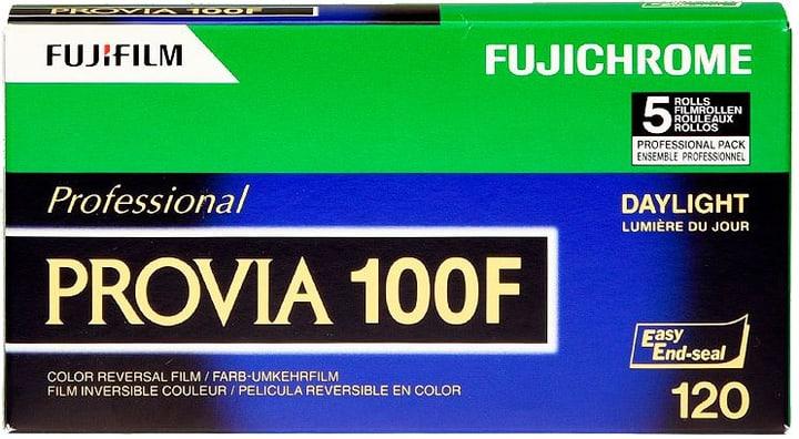 Provia 100F RDPIII 120 5-Pack FUJIFILM 785300134754 Bild Nr. 1
