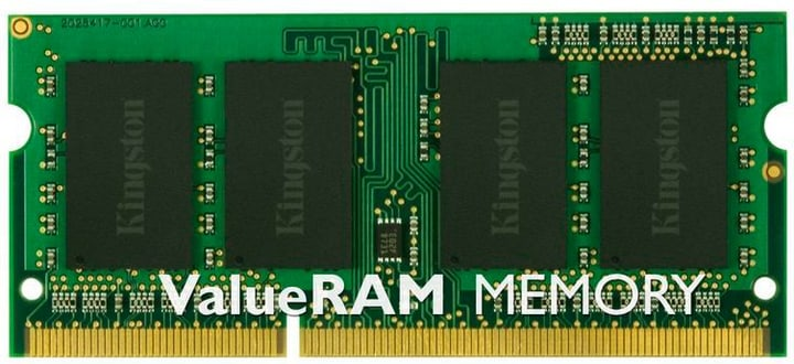 ValueRAM SO-DDR3L-RAM 1600 MHz 2x 8 GB RAM Kingston 785300150056 N. figura 1