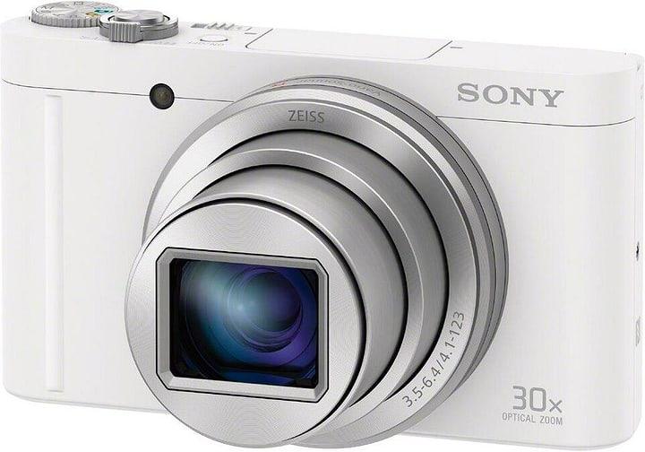 DSC-WX500W bianco, 18.2 MP 30x opt. Sony 785300145196 N. figura 1