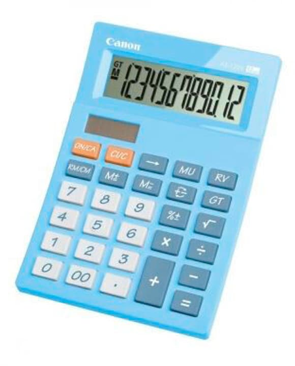 Calculatrice AS-120-BL 12-chiffres, bleu Calculatrice Canon 785300151412 Photo no. 1