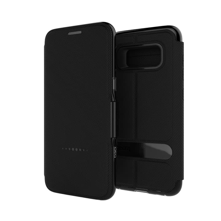 Oxford for Galaxy S8 noir Gear4 798088300000 Photo no. 1